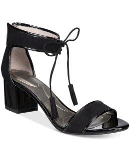 Semise Suede Sandals