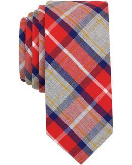 Men's Tobbey Plaid Tie