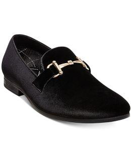 Men's Coine Velvet Loafers