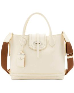 Toscana Side Zip Satchel