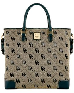 Signature Quilted Chelsea Shopper