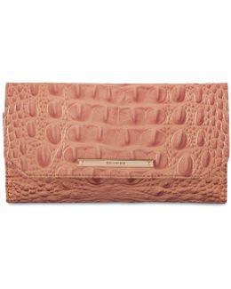 Melbourne Soft Checkbook Wallet