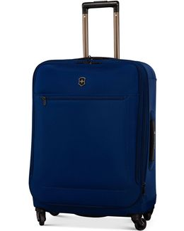 "Avolve 3.0 26.4"" Expandable Medium Spinner Suitcase"
