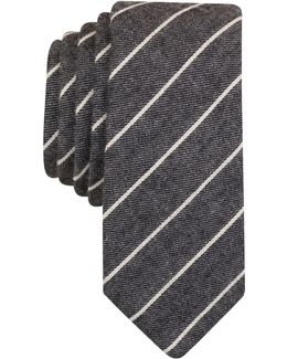 Men's Roth Stripe Slim Tie