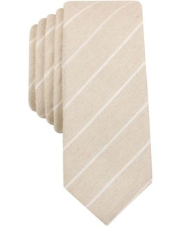 Men's Roth Stripe Slim Tie