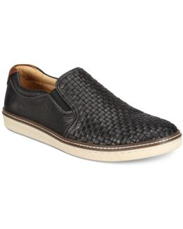 Men's Mcguffey Woven Slip-on Loafers