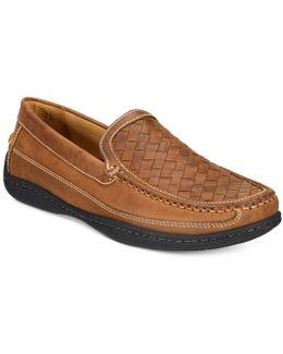 Men's Fowler Woven Venetian Loafers