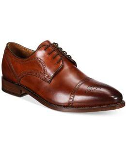 Men's Collins Cap-toe Oxfords