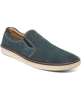 Men's Mcguffey Perforated Slip-on Loafers