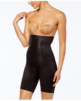Extra Firm Control Shape With An Edge High Waist Thigh Slimmer 2709