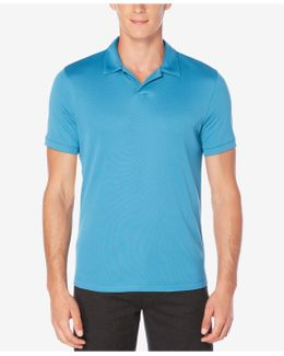 Men's Big & Tall Buttonless Performance Polo