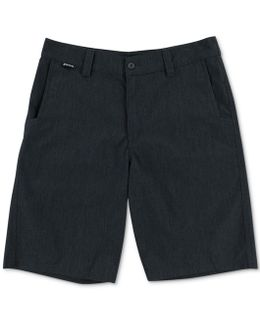 Men's Straight Up Classic-fit Shorts