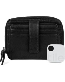 Rfid Card Case With Portable Charger