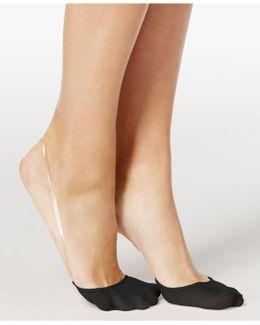 Women's Slingback Sheer Liner Socks