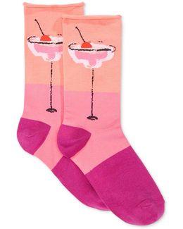 Women's Cocktail Socks