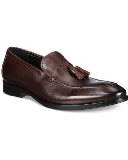Men's Declan Leather Tassel Loafers