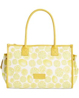 Limone Delaney Large Tote