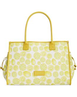 Limone Extra Large Tote