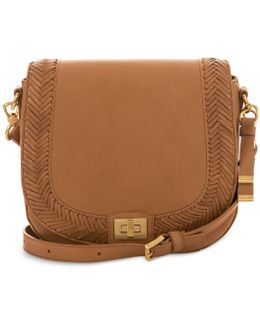 Southcoast Knoxville Collection Sonny Woven Saddle Bag