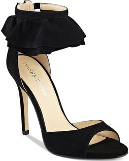 Herlle Two-piece Dress Sandals
