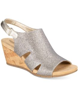 Galedale Wedge Sandals