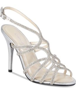 Helena Strappy Evening Sandals