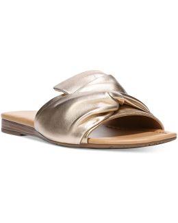 Gracelyn Slide-on Sandals