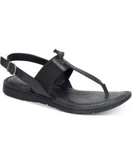 Siri Flat Sandals