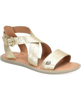 Niel Flat Sandals