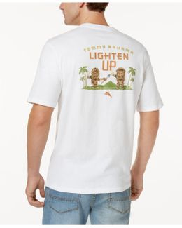 Men's Lighten Up Graphic-print T-shirt