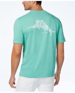 Men's Locally Famous Graphic-print Logo T-shirt