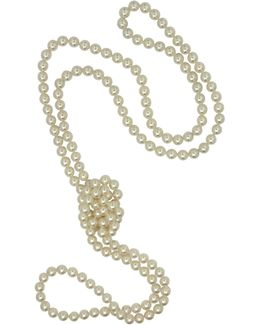 Pearl Necklace, Imitation Pearl Endless Rope