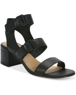 Dalton Block-heel Sandals