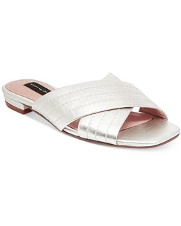 Women's Farley Crisscross Slide-on Sandals