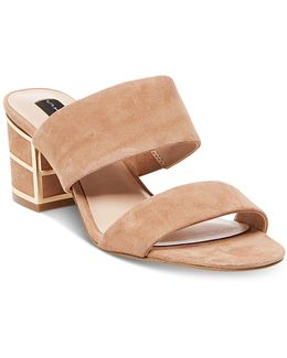 Women's Siggy Block-heel Sandals