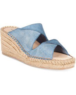Inwood Wedge Sandals