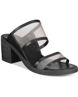 Lee Two-piece Mesh Sandals