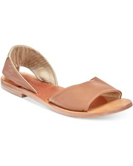 Clarkson Two-piece Flats