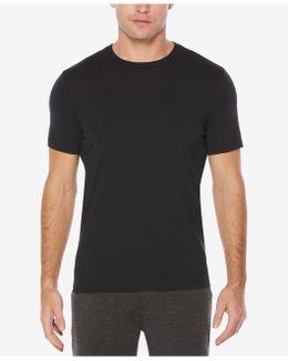 Short Sleeve Solid Crew Shirt