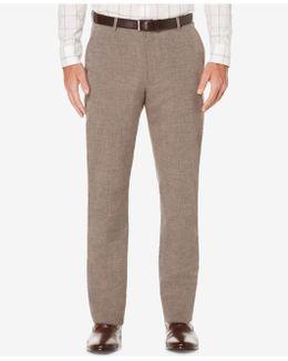 Men's Slim-fit End On End Dress Pants