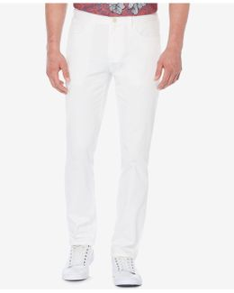 Men's Slim-fit Stretch Pants
