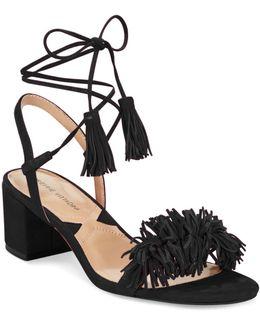 Allen Lace-up Sandals