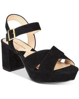 Powel Block-heel Platform Sandals