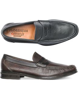Men's Madrid Penny Loafers