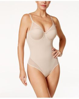 Extra-firm Control Sheer-panel Bodyshaper 2770