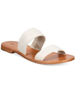 Women's Ruth Woven Slide Sandals