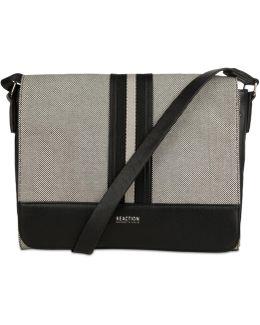 True Stripe Messenger Bag