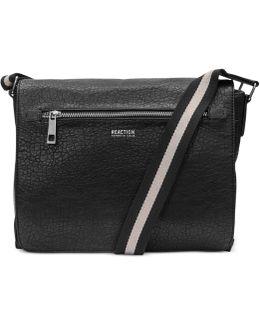 True Stripe Large Messenger Bag