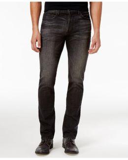 Men's Jackson The Brixton Black Jeans