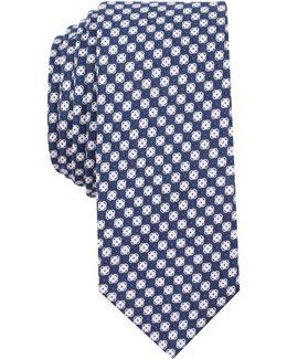 Men's Broome Neat Slim Tie